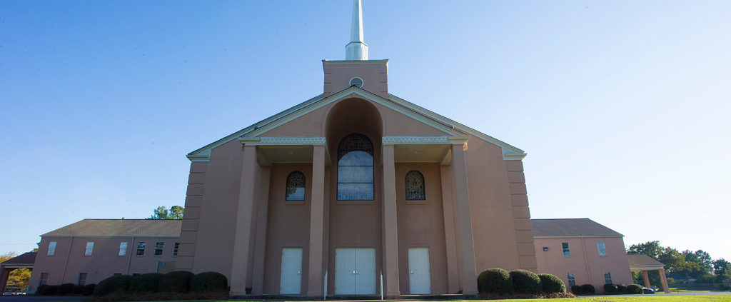 Park Place Baptist Church – Giving Glory to God!